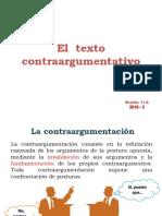 11A_N04I_El Texto Contraargumentativo 2018-3