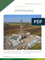 03 Drilling Rig BENTEC 250