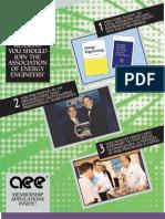 2010 AEE Membership Information