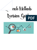 4.Research Methods Revision Guide
