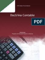Doctrina Contable - Manual PROESAD-UPeU