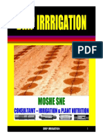 Drip Irrigation 2014