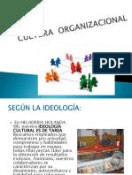 Cultura Organizacional y Imagen