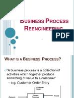 Unit-4 Business Process Reengineering