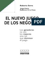 Teoria de Los Juegos - Roberto Serra