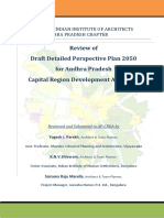 Review of CRDA Draft Development Plan