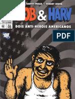 Bob & Harv anti-herois americanos