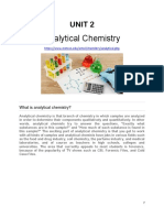 P-2 Analytical Chemistry Trans