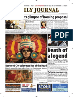 San Mateo Daily Journal 11-01-18 Edition