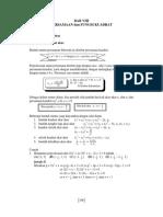 Persamaan dan Fungsi Kuadrat.pdf