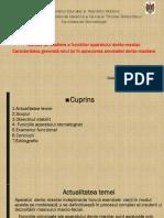 Prezentare-Ortodontie