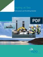 EPA Dumping at Sea