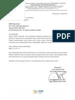 Surat Keterangan Khs