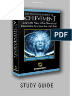 Neuropsychology of Achievement - Study Guide