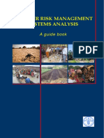 Fao Disaster Risk Management