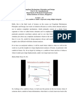 Lecture on Linear NonLinear FEA