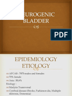 Neurogenic Bladder Tutorial