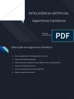 Algoritmo Genetico - IA