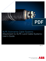 Xlpe Submarine Cable Systems 2gm5007