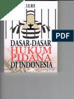 Dasar-Dasar Hukum Pidana di Indoensia