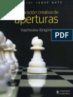 Preparacion Creativa de Aperturas - Viacheslav Eingorn & Sergio Picatoste.pdf
