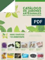 Catalogo de Jabones Artesanales y Decorativos BioAlei (2018)