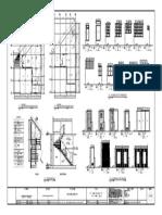 a3 - Doors & Window Schedule
