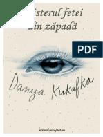 mobi Danya Kukafka - Misterul fetei din zapada (v.1.0).docx