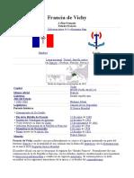 Francia de Vichy