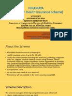 Niramaya Scheme - Health Insurance Scheme