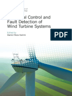 Structural Control and Fault Detection of Wind Turbine Systems