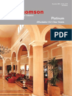 Thomson Platinum Year-Round 2010 1st Edition