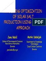 Modelling Optimization of Solar Salt Production.PDF