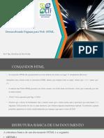 Aula - 01 - Introdução Ao HTML