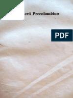 Felipe Cossio Del Pomar - Arte Del Perú Precolombino