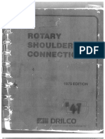 225666182 Rotary Shouldered Connections HandBook Smith International