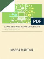 Mapas Mentais X Mapas Conceituais - Atualização Final