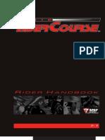 Basic Rider Course Handbook