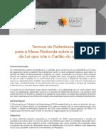 Termos de TDR Mesa Redonda_lei_cria Cartão Do Cidadão (1)