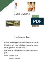 Umbi Umbian