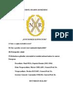 Despre Noi Partidul Neamul Romanesc