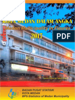 Kota Medan Dalam Angka 2017