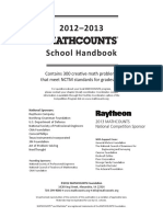 12-13 Handbook With Solutions