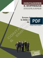 Manual Operativo Nº 3- Errores frecuentes en la deducción de gastos de una empresa  (OK).pdf
