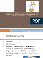 6. OBJETIVOS FUNDAMENTAIS
