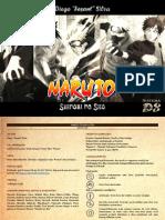 Naruto Shinobi No Sho - Livro Básico - 2.00