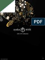 Ayaka Nishi New York 2011