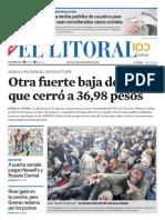 El Litoral Mañana 01-11-2018