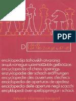 ENCICLOPEDIA DE APERTURAS DE AJEDREZ D - copia.pdf
