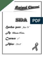 SIDA de Julio